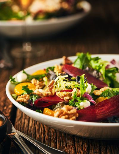 Signature Kale & Beet Salad