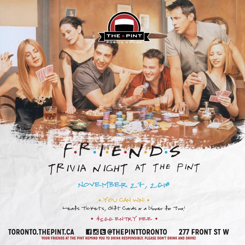 Pint-TOR-Friends-Trivia-Instaweb | The Pint